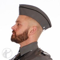 Rubber Military Corps Hat