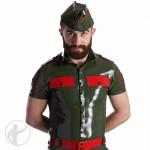 Rubber Soldier Shirt