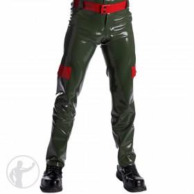 Rubber Soldier Pants