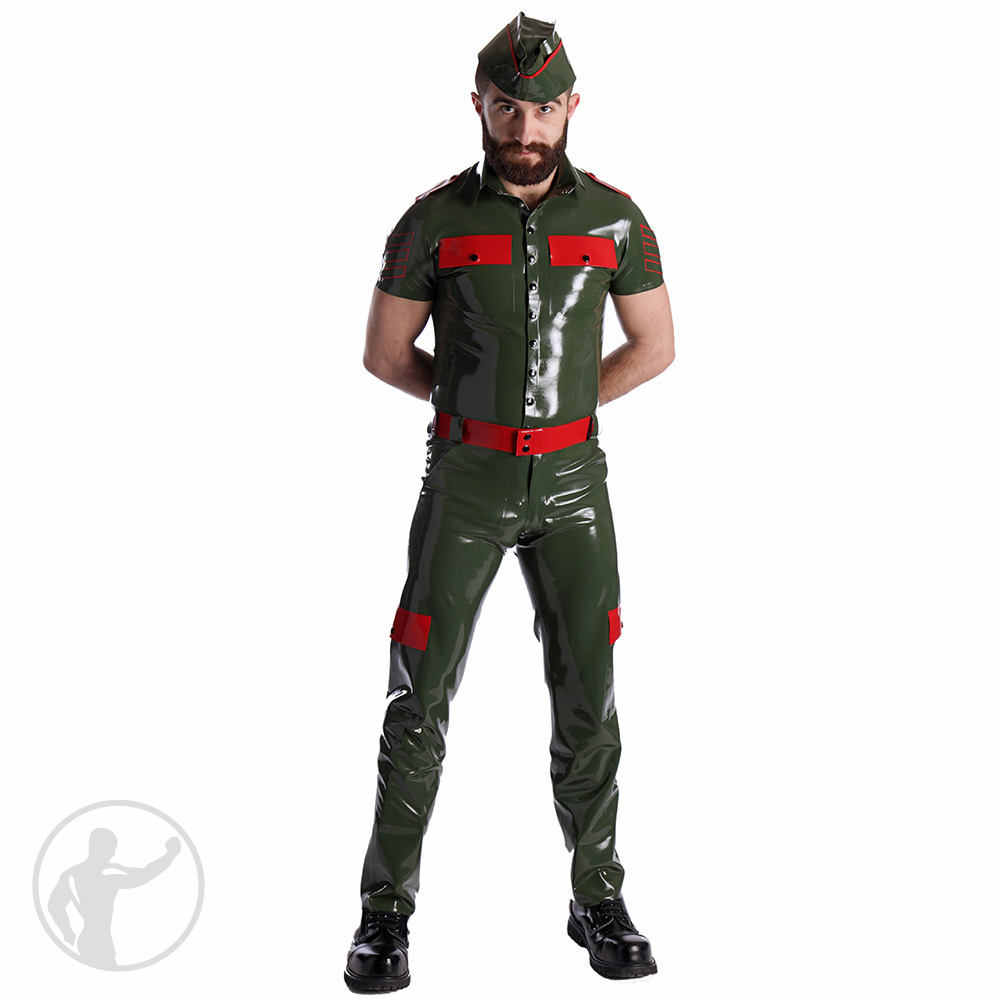 Rubber Soldier Uniform