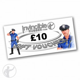 £10 Invincible Gift Certificate