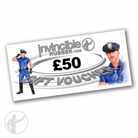 £50 Invincible Gift Certificate