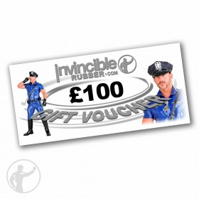 £100 Invincible Gift Certificate
