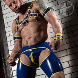 https://www.invinciblerubber.com/bondage/harnesses/Rubber-Bulldog-Harness-With-Trim