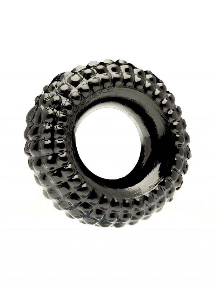 Black Tyre Jelly Cock Ring