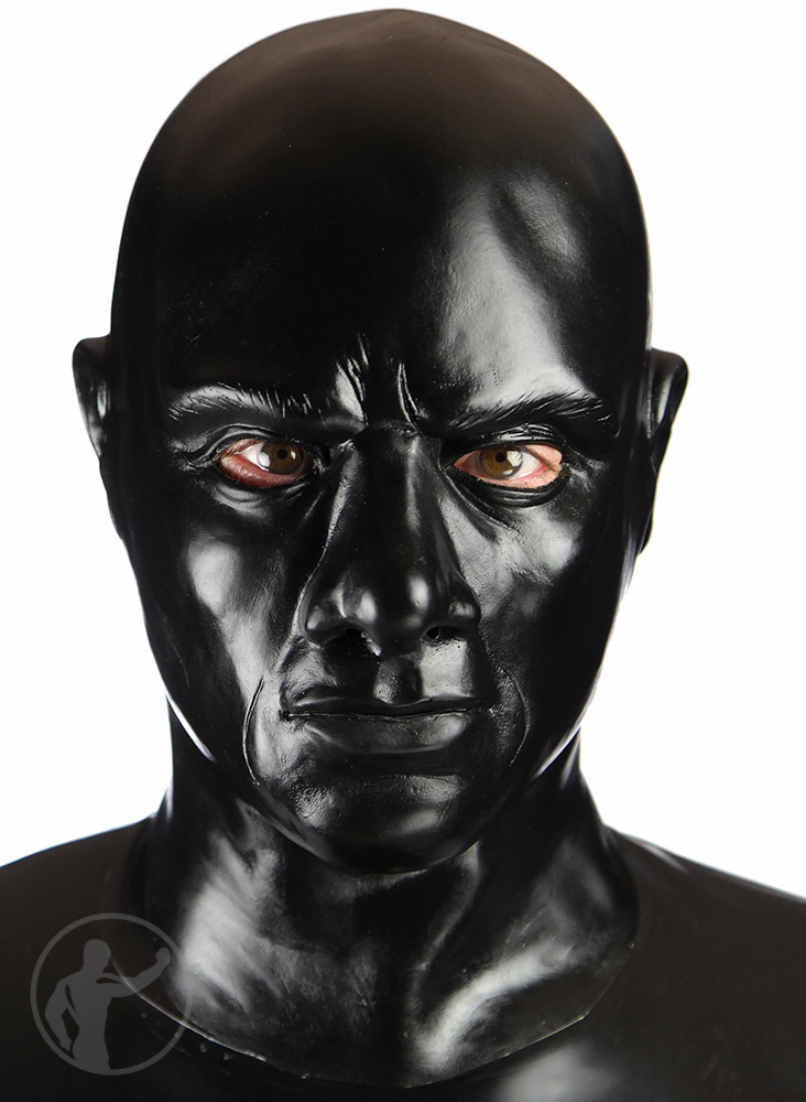 Rubber Miners Mask