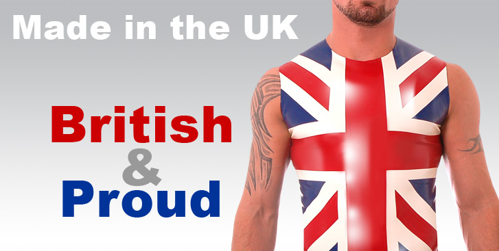 Made in the UK - British and Proud
