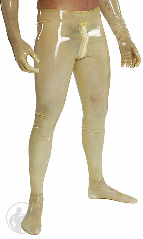 rosa dildo latex leggings