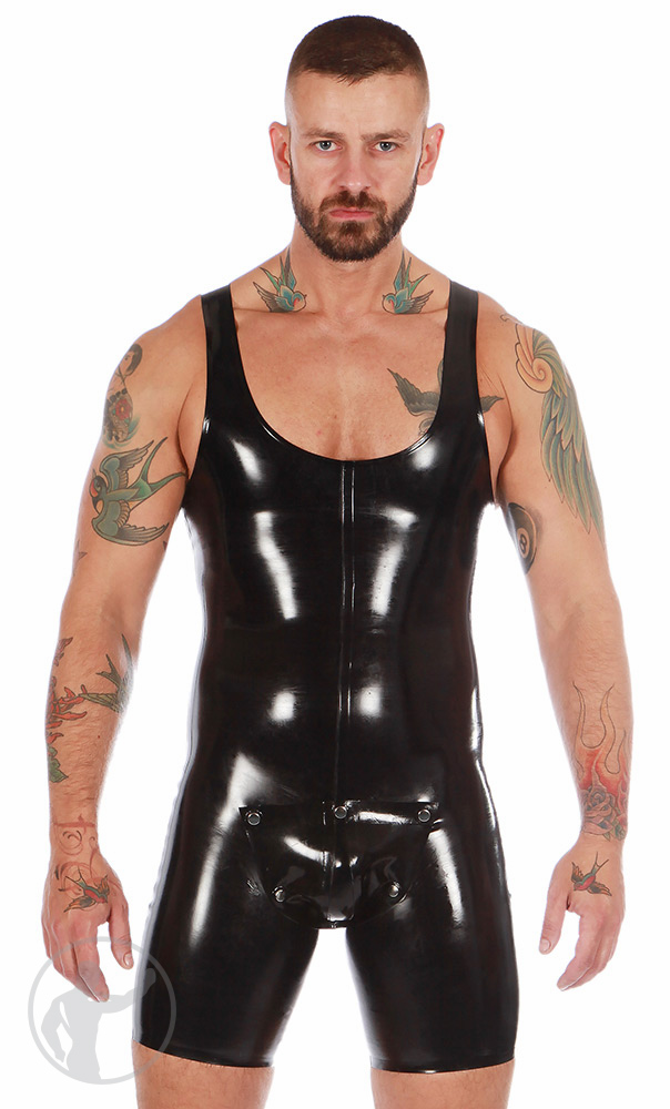 Rubber Tri Suit Cod Piece