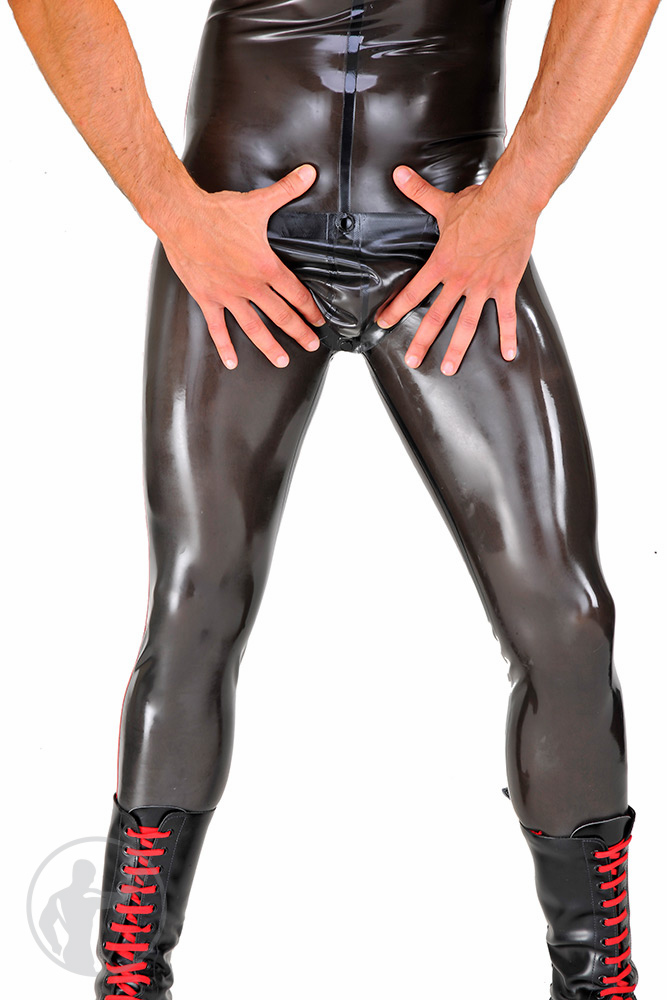 men u0026 39 s invincible rubber sprinter suit with cod piece