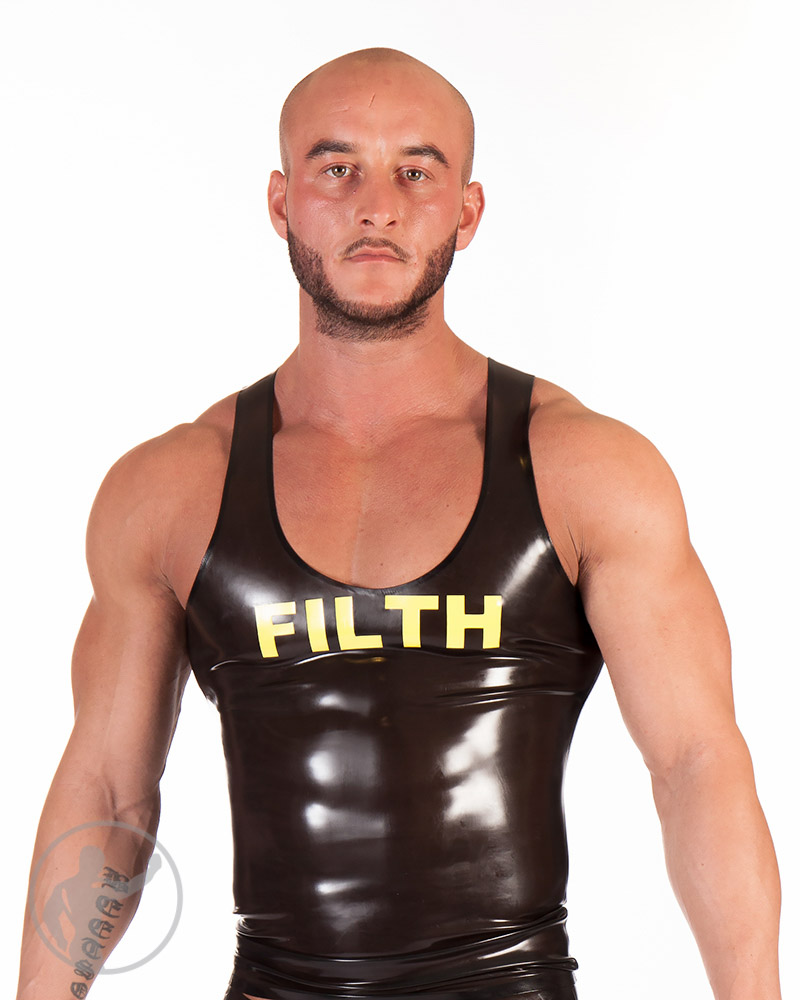 Rubber Filth Tank