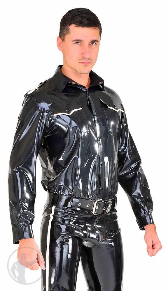 Rubber Uniform Shirt
